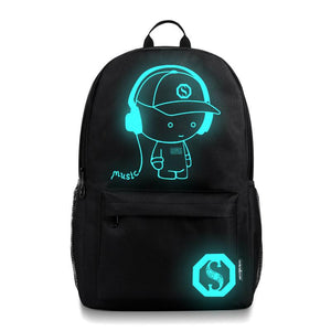 Men Oxford Fashion School bag Backpacks - freakichic