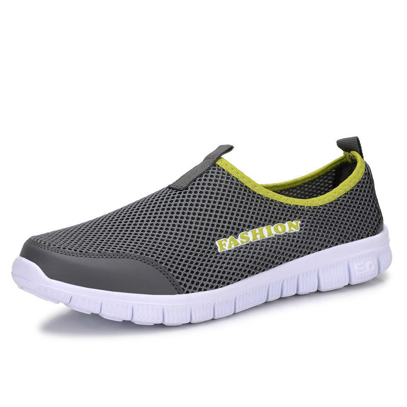 2019 new fashion mesh breathable casual running shoes - freakichic