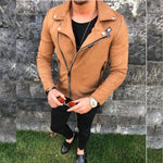 Lapel short casual jacket - freakichic