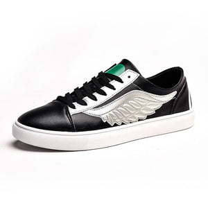Men's Wings Flying Woven Breathable Fashion Sneakers