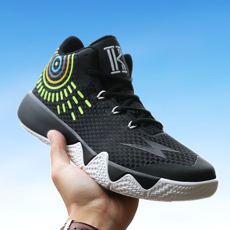 New high-top basketball shoes increased couple casual shoes