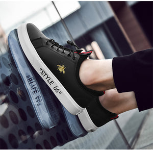 Men casual Shoes Bee prining - freakichic