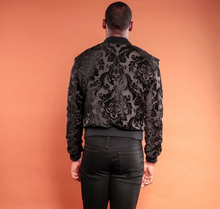 Load image into Gallery viewer, Royalty Bomber Jacket