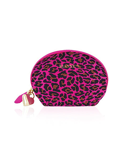 Rianne S Lovely Leopard Mini Wand - Purple
