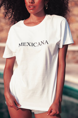 TSHIRT MEXICANA BASIC