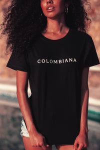 TSHIRT COLOMBIA BASIC