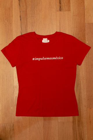 TSHIRT #IMPULSEMOSMEXICO 5 COLORS