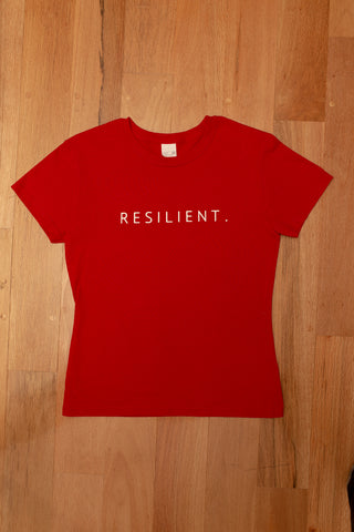 TSHIRT RESILIENT 5 COLORS