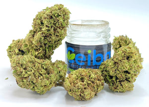 NEW!  Harle Tsu Sungrown Magic, Sticky and Lots of Trichome Bling 💎Premium Hemp Flower - Ceiba Botanical Distribution
