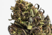 Load image into Gallery viewer, BUBBA KUSH 🔥x REMEDY Hemp Flower Gorgeous Coloring,  Packs a Punch !! - Ceiba Botanical Distribution