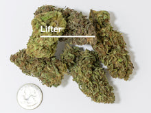 Load image into Gallery viewer, Oregon Organic Hand Trimmed CBD Hemp Flower LIFTER 20.54% Total Cannabinoids!!! Great Cure 1/2-  LBS - Ceiba Botanical Distribution