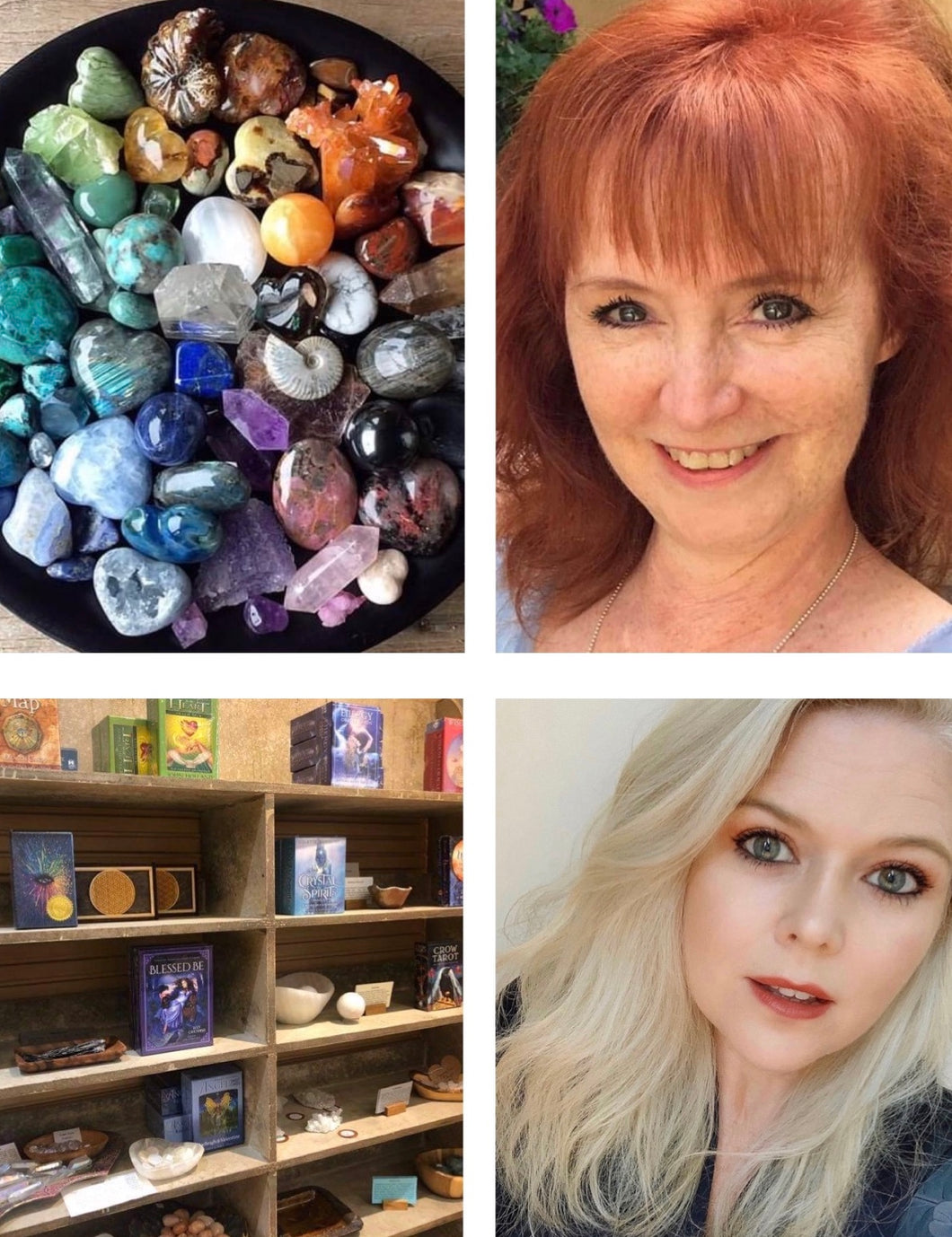 Stones and Cards: Learning the Basics With India Leigh and Bridgette Raitz