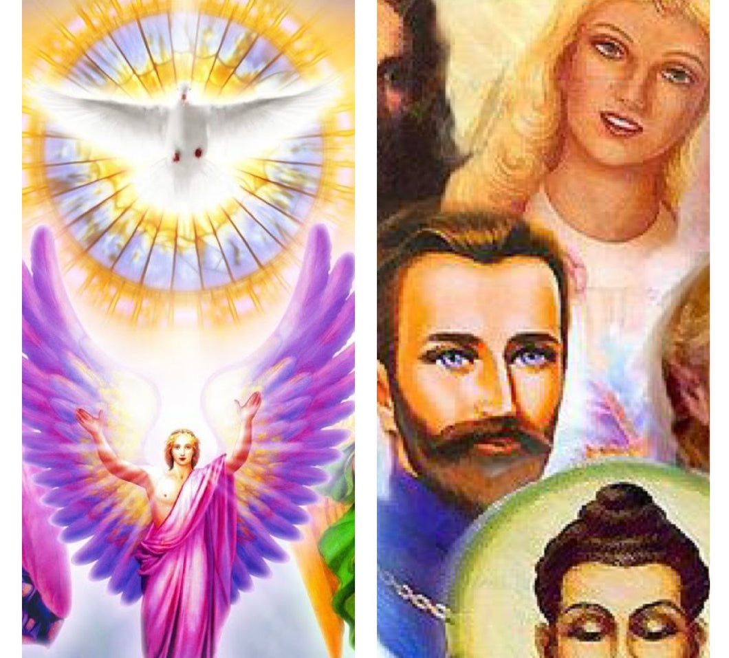 Working With Archangels and Ascended Masters With Susan Reynolds and India Leigh