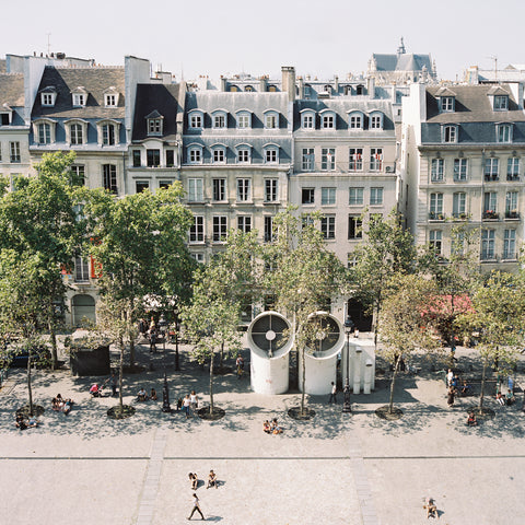 From The Pompidou