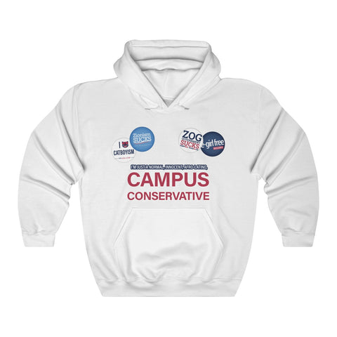 CAMPUS CONSERVATIVE HOODIE