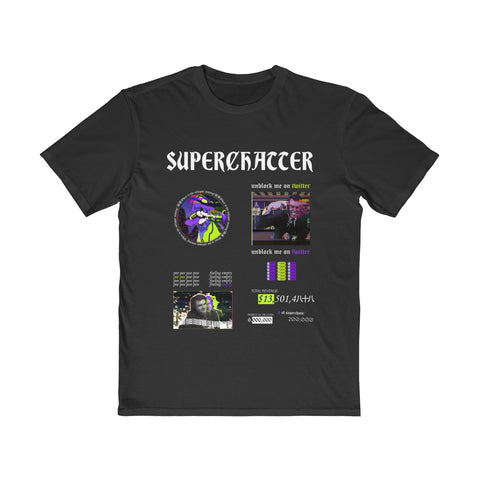 SUPERCHATTER FASHION TEE