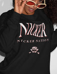 NICKER NATION LONG SLEEVE TEE