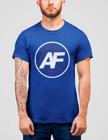AMERICA FIRST LOGO TEE