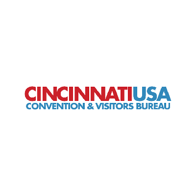 Cincinatti USA Convention & Visitors Bureau logo
