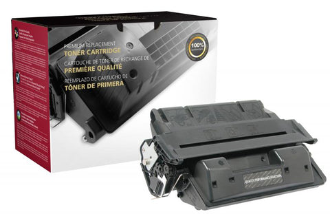 Clover Technologies Group, LLC Compatible High Yield Toner Cartridge for HP C4127X (HP 27X)