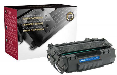 Clover Technologies Group, LLC Compatible Extended Yield Toner Cartridge for HP Q5949X (HP 49X)
