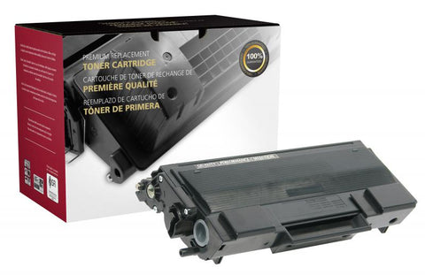 Clover Technologies Group, LLC High Yield Toner Cartridge for Brother TN650