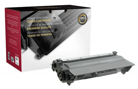 Clover Technologies Group, LLC Compatible High Yield Toner Cartridge for Brother TN750