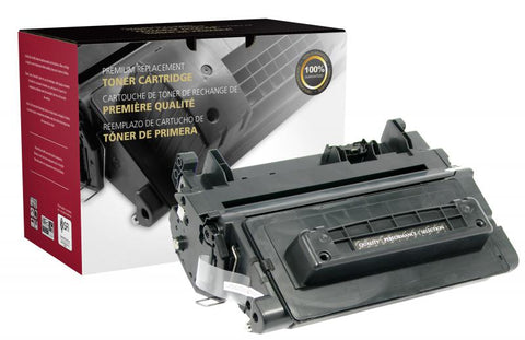 Clover Technologies Group, LLC Compatible Extended Yield Toner Cartridge for HP CC364A (HP 64A)