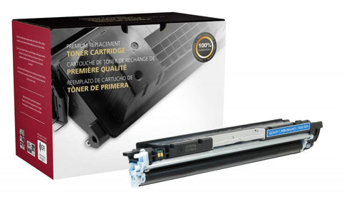 Clover Technologies Group, LLC Compatible Cyan Toner Cartridge for HP CE311A (HP 126A)