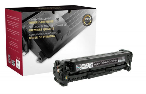 Clover Technologies Group, LLC Compatible Black Toner Cartridge for HP CE410A (HP 305A)