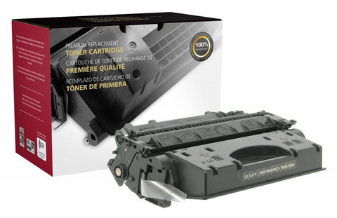 Clover Technologies Group, LLC Compatible High Yield Toner Cartridge for HP CE505X (HP 05X)