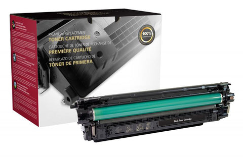 Clover Technologies Group, LLC Compatible High Yield Black Toner Cartridge for HP CF360X (HP 508X)