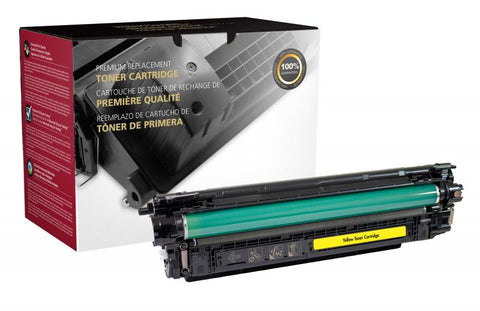 Clover Technologies Group, LLC Compatible Yellow Toner Cartridge for HP CF362A (HP 508A)