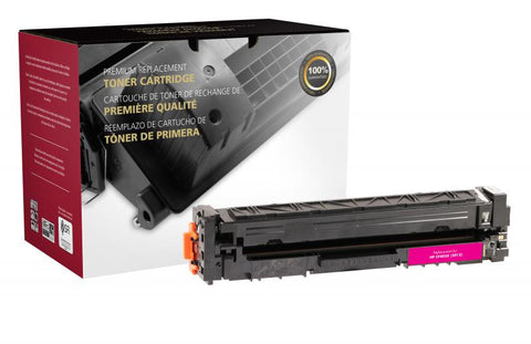 Clover Technologies Group, LLC Remanufactured High Yield Magenta Toner Cartridge (Alternative for HP CF403X 201X) (2300 Yield)