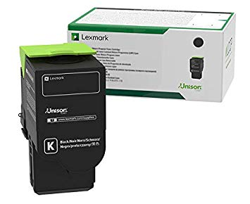 Lexmark High Yield Black Return Program Toner Cartridge (3000 Yield)