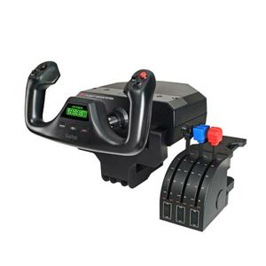 Logitech PC Pro Flight Yoke Sys