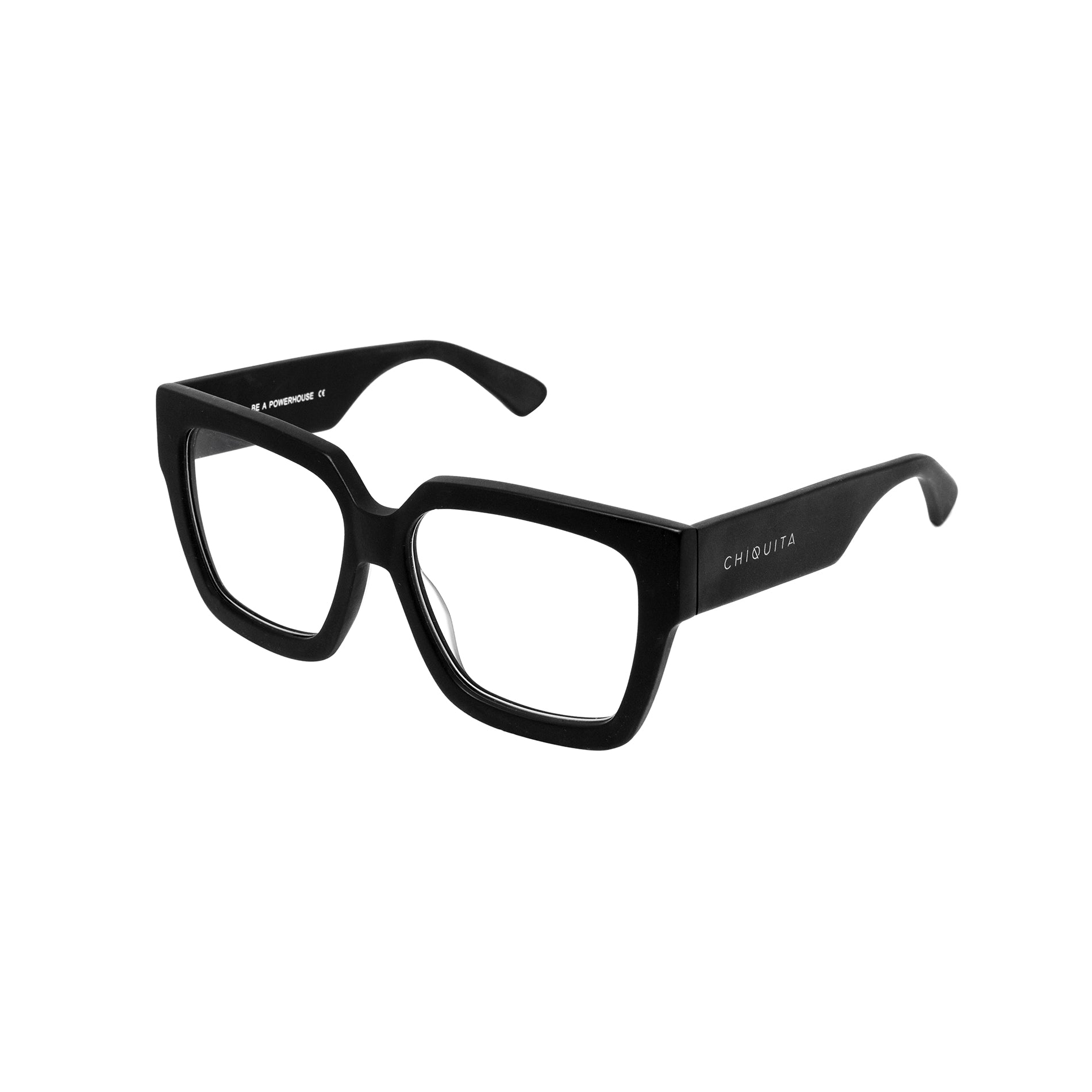 POWERHOUSE Black - Blue Light Eyewear by Chiquita
