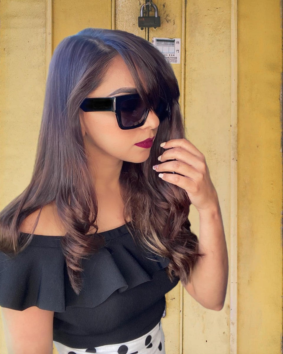 FEARLESS Designer Sunglasses By Chiquita