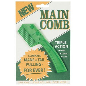 The Main Comb  - Triple Action