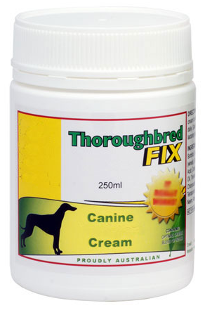 Thoroughbred Fix Canine Cream 500ml