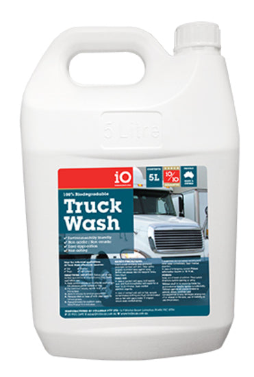 IO Truck & Float Wash 5L