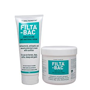 Filta - Bac Sunscreen and Antibacterial Cream