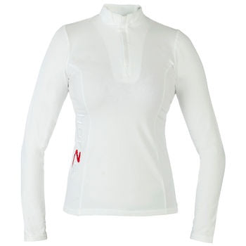 Horze Show Off Long Sleeve Competiton Shirt