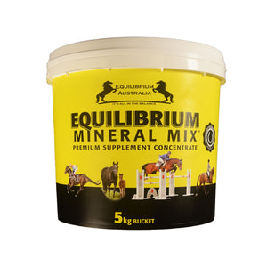 Equilibrium Mineral Mix 5kg (yellow)