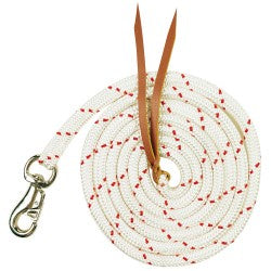 Horsemanship Training Lead Rope with Snap