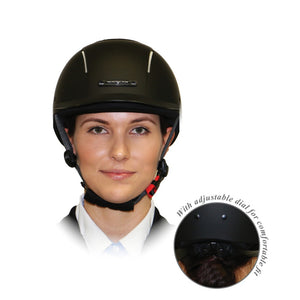 Huntington Gloss Helmet