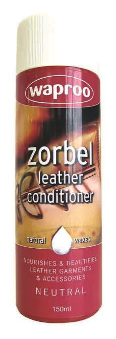 Zorbel Leather Conditioner