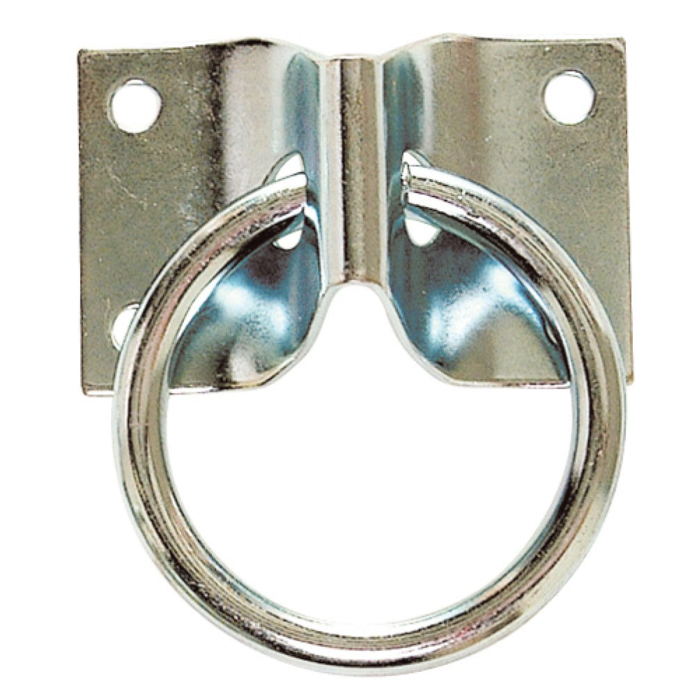 Hitching Ring with Plate