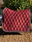 Merlot Saddle Pad