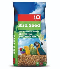 Grey Stripe Sunflower Seeds